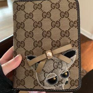 Authentic Gucci Brando Wallet